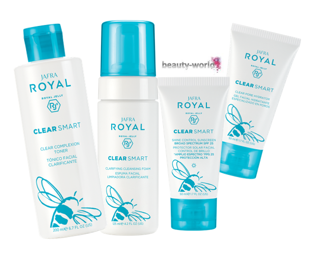 Royal Clear Smart Set 4 tlg.